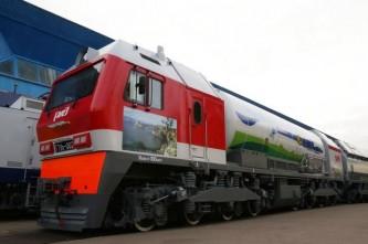 В России появятся локомотивы работающие на газе