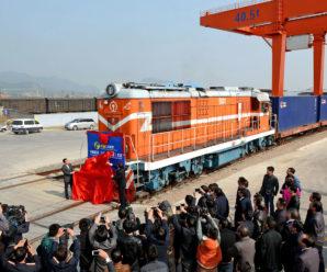 АО «РЖД Логистика» организовала новый транзитный маршрут Яньтай (Китай) – Дуйсбург (Германия)