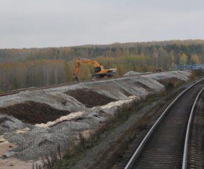 Закончен новый отрезок между Тобольском и Сургутом протяженностью 437,5 км.