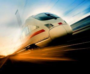 В этом году в Китае начнут массово выпускать высокоскоростные поезда, движущиеся со скоростью 400 км/ч.