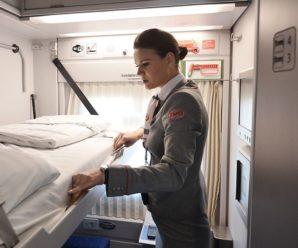Нужно ли сдавать постельное белье в пассажирских поездах.