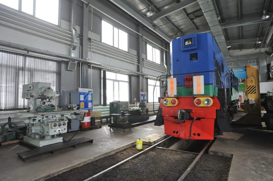 сертификация депо локомотиворемонтного