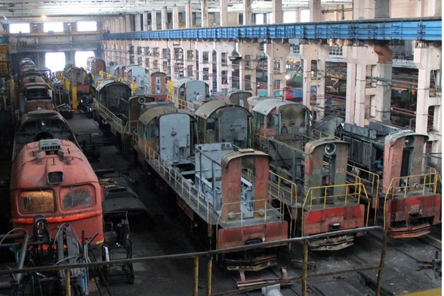 покупка продажа тепловозов локомотивов